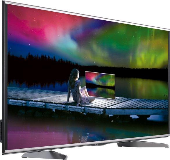 Sharp LC-60UQ10E - 60Zoll TV, 800Hz, 3D, HD, A+, 2,5-fache Anzahl SubPixeln / 5% Qipu - D-Living.de