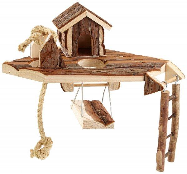 10x Waldspielplatz für Nager(Hamster, Mäuse) nur 17,80€ statt 70,60€ (Amazon)