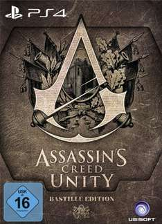 @Amazon Blitzangebote Assassin's Creed: Unity - Bastille Edition (Playstation 4 & XBox One)