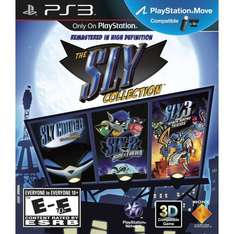 The Sly Collection (PS3) US DLC für 2,40€ @BoxedDeal