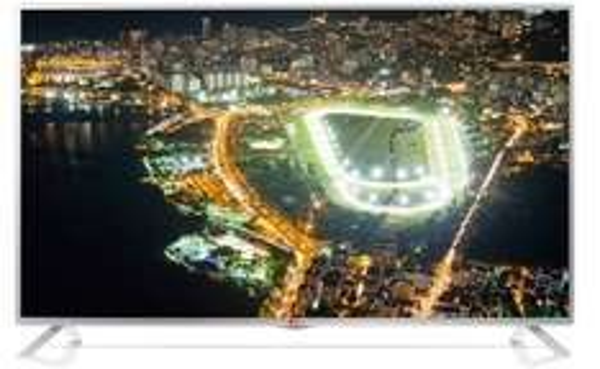 LG 50LB582V (50 Zoll) LED-Backlight-Fernseher, EEK A+ (Full HD, 100Hz MCI, DVB-T/C/S, CI+, Wireless-LAN, Smart TV) silber/weiß für 549€ @Saturn.de