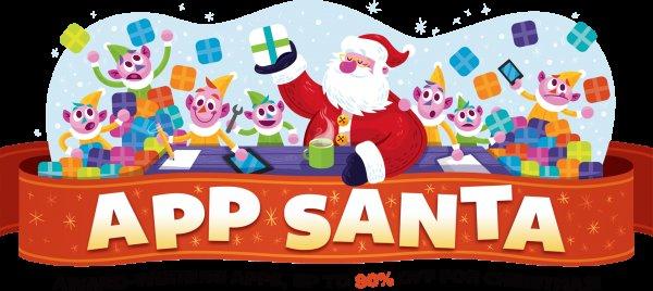App Santa: 30 iOS/Mac-Apps um bis zu 80% reduziert - u.a. Tweetbot 3, Calendars 5, Deliveries, Clear, PCalc