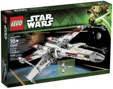 LEGO Star Wars Red Five X-Wing Starfighter 10240 bei Galeria Kaufhof Online