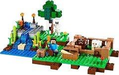 Lego Minecraft die Farm 21114