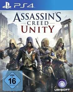 [Bochum] Assassins Creed Unity PS4/XBoxOne 49,99€