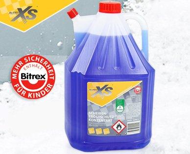 [lokal ALDI Friedrichshafen] 50% auf 5 Liter Scheibenfrostschutz XS Konzentrat bis -60° C