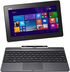 Asus Transformer Book T100TAF, Windows 8.1, Intel QuadCore max. 1,83Ghz Touch-Panel (Amazon Frankreich)
