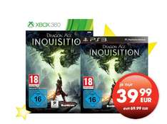 (lokal) Dragon Age Inquisition für PS3 & Xbox 360 [Gamestop] je