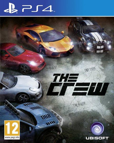 The Crew Limited Edition ( PS4 / Xbox One) Neu für umgerechnet 35,28 Euro inkl. Versand & deutsche Spielsprache @ GAME.co.uk