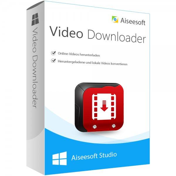 Chip Adventskalender: Vollversion Aiseesoft Video Downloader (1 Jahres Lizenz)