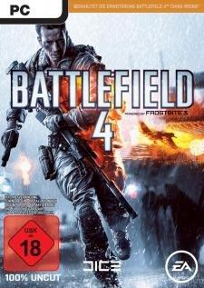 Battlefield 4 für Windows für 7,99 Euro