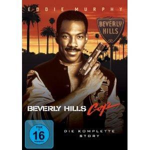 Beverly Hills Cop 1-3 (3 DVDs) für 8,99€ @Amazon DE +1,10€ VSK (Buch-Mitbestellung)