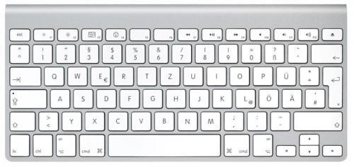 Apple wireless Keyboard - US Tastatur - NEUWARE