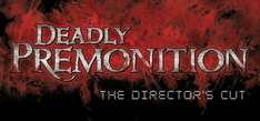 (STEAM) Deadly Premonition: The Director's Cut für 2,49€ @ gamesrocket