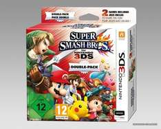 Super Smash Bros 3DS Limited Edition DoublePack für 72,23€