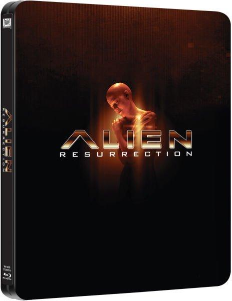 Alien 4 - Die Wiedergeburt (Blu-ray) Steelbook für 7,11€& Stirb Langsam 4.0 (Blu-ray) Steelbook für 5,08€ @Zavvi.de - 20% Rabatt auf Steelbooks