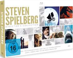 [Blu-ray] Steven Spielberg Director's Collection @ Media-Dealer Live Shopping