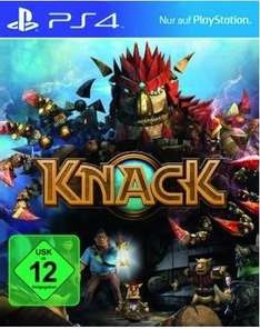 Offline - Saturn - Mall of Berlin - KNACK PS4 15€