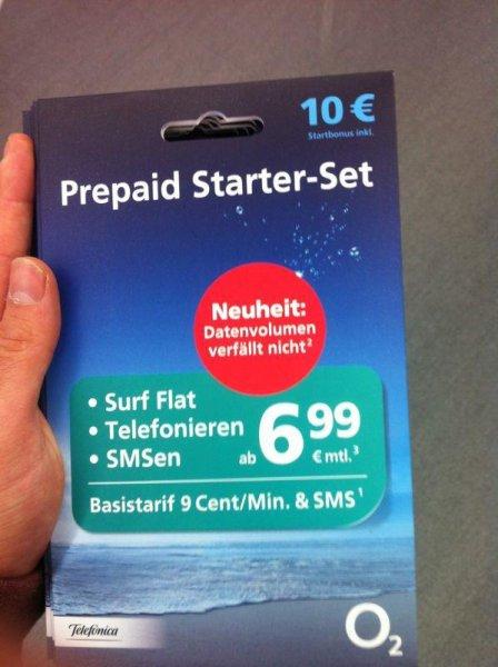 [Lokal Stuttgart Milaneo] O2 Loop Prepaid Karte mit 10€ Startguthaben bei Media Markt Stuttgart Milaneo