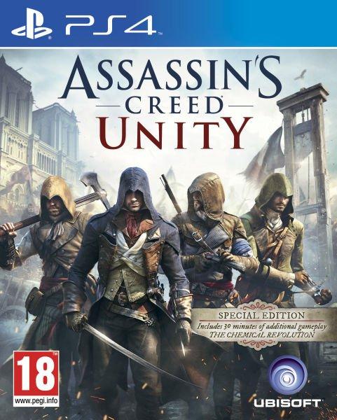 Assassin's Creed: Unity - Special Edition PS4 und Xbox One für 32,99€ (-10% für Neukunden) @zavvi.com