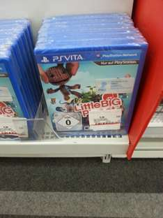 (LOKAL MM LINGEN) PS Vita: Little Big Planet & Tearaway für je 5,99 Euro