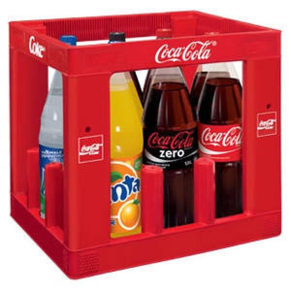 Oldenburg - Kiste Coca Cola, Fante, Sprite, Mezzo Mix, Light/Zero versch. Sorten - bei AktivIrma (Plopp)