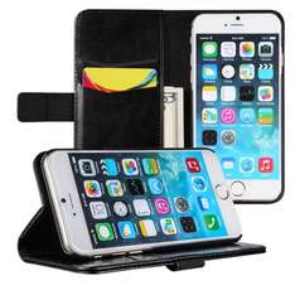 """[Amazon] 50% Rabatt auf EasyAcc® iPhone 6 4.7"""" Hülle Taschen Wallet Case Flip Cover Hüllen"""
