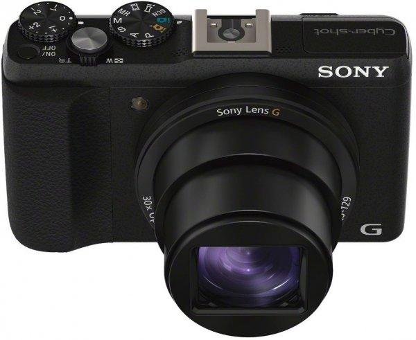 Sony DSC-HX60 (30-fach opt. Zoom, NFC, WiFi) für 249€