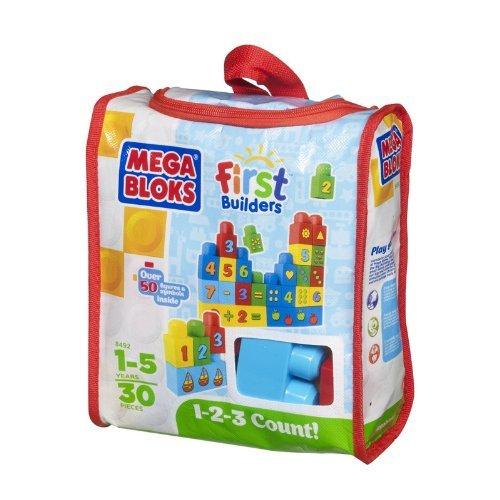 Mega Bloks 8492 - Maxi Thementasche - Bauen und Zählen für 6,93 Euro @Amazon.de (Prime)