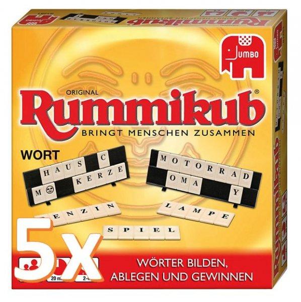 [WELTBILD] 5x Rummikub Original/Junior/Wort/Xpress/Rubik's Cubic nach Wahl für 6,39€/Spiel // Qipu: 5,99€/Spiel (Angebot+GS+Coupies+Qipu)