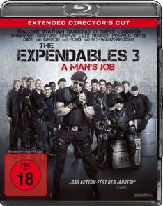 Expendables 3 A Mans Job Extended Directors Cut Blu Ray medimax evtl. nur Berlin??  9,99€