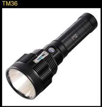 [Banggood] Nitecore TM 36 Taschenlampe