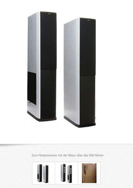 Jamo S 626 Esche Weiß - Paar, Standlautsprecher - Paar 222€  EBAY REDCOON
