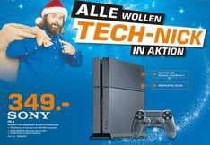 (Lokal Saturn Heidelberg) Playstation 4 für 349,-