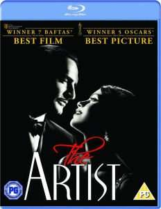 The Artist [Blu-ray] für 3,79€ @Zavvi.com