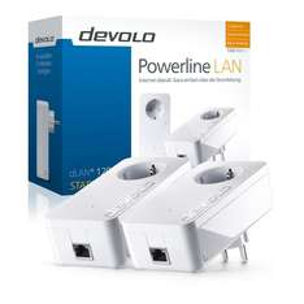 Devolo dLAN 1200+ Starter Kit bei Redcoon für 115euro (Keine Versandkosten)