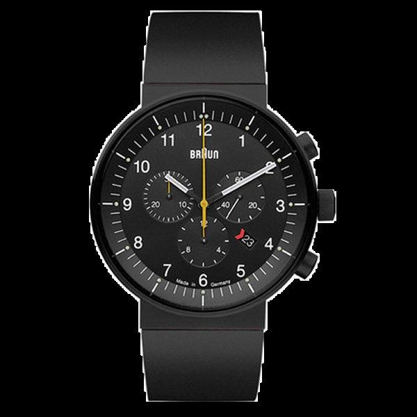 [Amazon_Blitzangebot] Braun Prestige (BN0095BKBKBKG) Armbanduhr