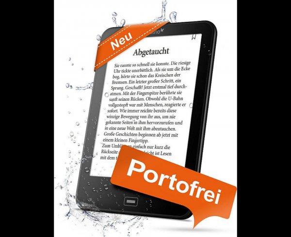 tolino vision 2 eBook-Reader für 104€ inkl. Versand