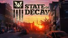 State of Decay @steam für 4,74€ anstatt 18,99€