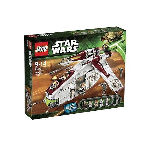[offline] Lego Star Wars 75021 Republic Gunship für 64,98 bis zum 21.12.2014