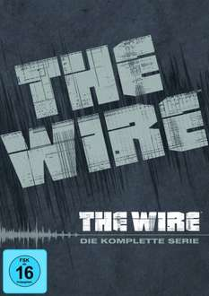 [Amazon Blitzangebot] The Wire Staffel 1-5 DVD Komplettbox Prime ab 37,97€