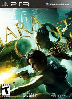 Lara Croft and the Guardian of Light (PS3) Kostenlos @ PSN Japan