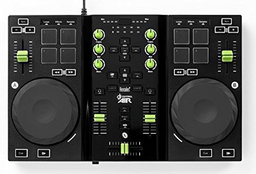 Hercules DJ Control AIR für 89€ (Vergleichspreis: 113€) @Amazon