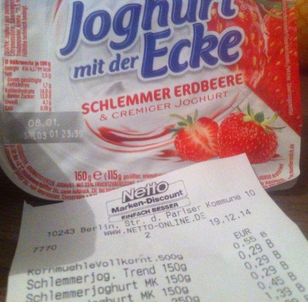 [Offline] Müller Schlemmer-Joghurt versch. Sorten 0,29€ (u.a. bei Netto, wohl Bundesweit auch bei Rewe & Lidl)