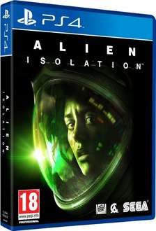 (PS4) Alien Isolation Nostromo Edition UK