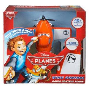 real.- offline/online: Mattel Planes Sprechender Action-Flieger Dusty (BJD43)
