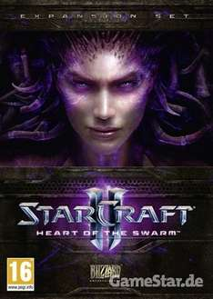 [MM Oststeinbek] StarCraft II - Heart of the Swarm für 10€