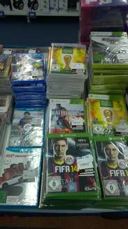 [Lokal] Hennef Saturn Most Wanted U Fifa 13 / Xbox 360 Brasilien 2014