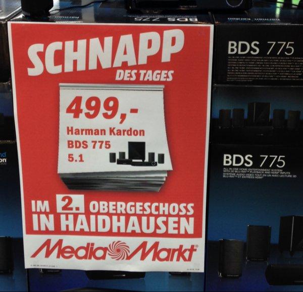 Media Markt Haidhausen Harman Kardon BDS 775