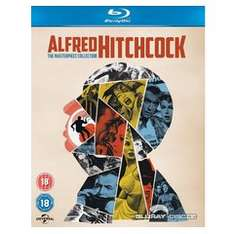 (zavvi) Alfred Hitchcock: The Masterpiece Collection für grade mal  40 Euro
